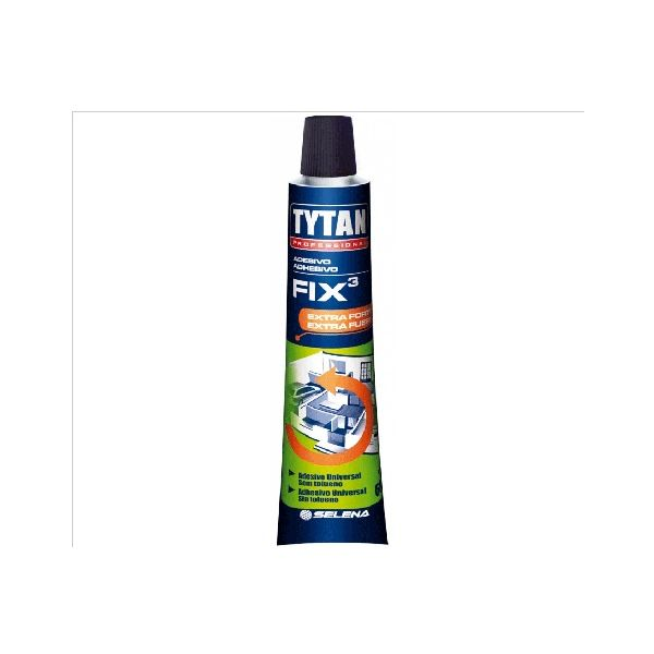 Adesivo Fix 60g Tytan Bege