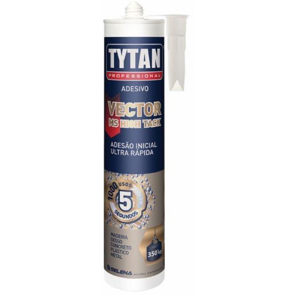 Adesivo Vector Ultra Rápido 400g Tytan Branco