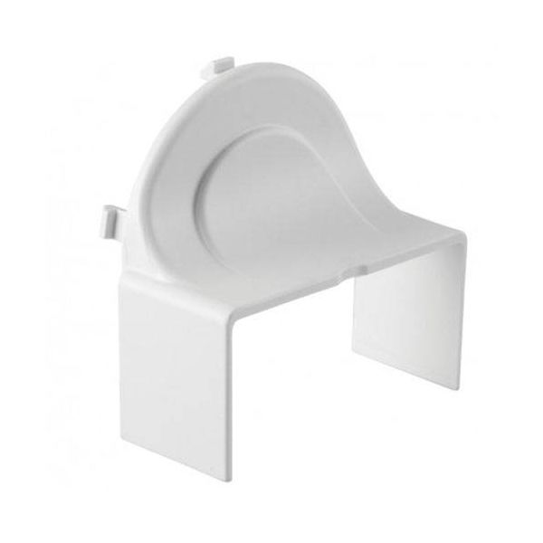 Conector Saída para Canaleta 50X20 Branco Tramontina