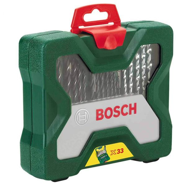 Jogo X-Line 33pçs Bosch