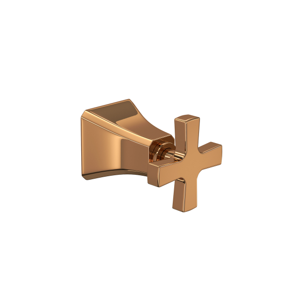 Acabamento Para Registro De Gaveta 1/2 4900 Wish Red Gold Deca