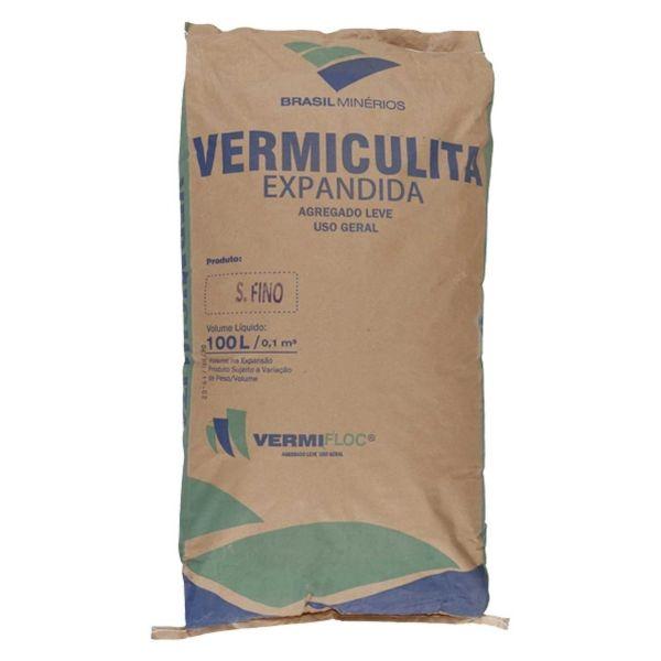 Vermiculita Expandida Saco 12kg Minerais
