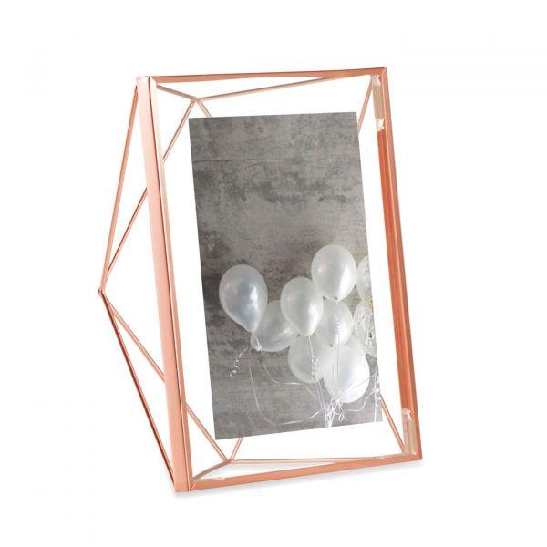 Porta Retrato Prisma 13x18 313015-880 Cobre Umbra