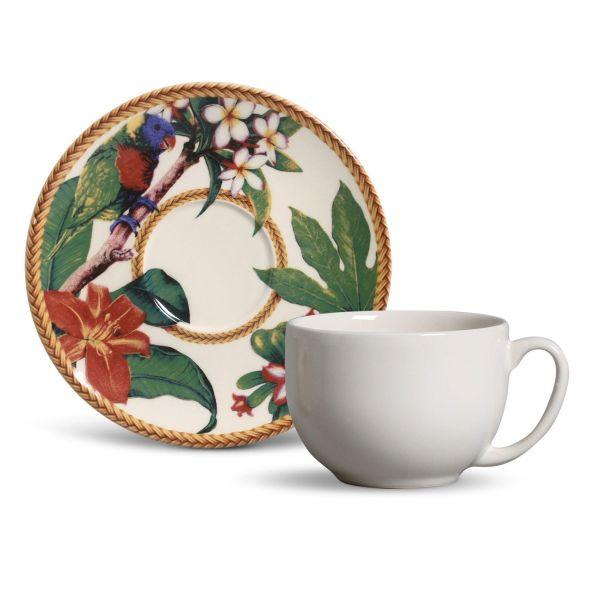 Xícara de Chá Coup Amazonia Cru