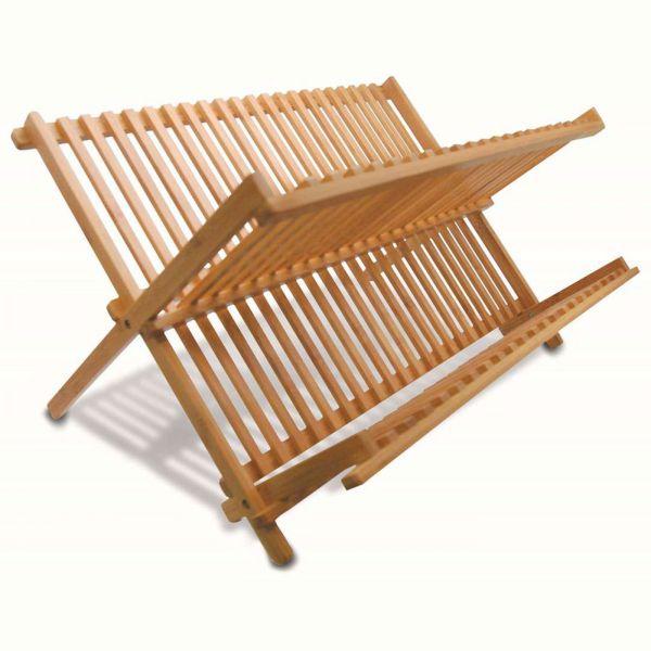 Escorredor de Pratos Tyft Bambu Yoi