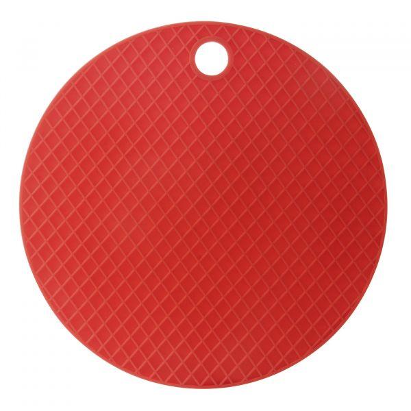 Descanso Panela Redondo SN1057 Vermelho Mimo