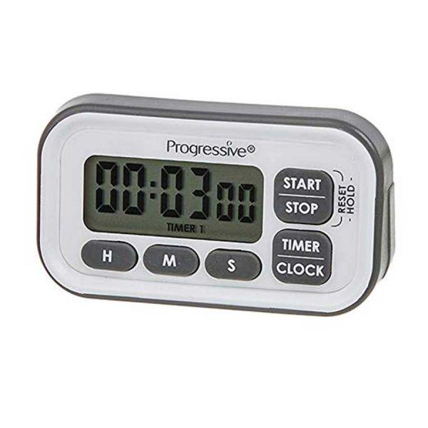 Timer Relógio Digital Magnetico Hudson
