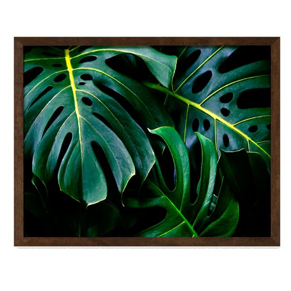 Quadro Foliage Md 37x47cm Multicolor RL110125H-1082 Artimage