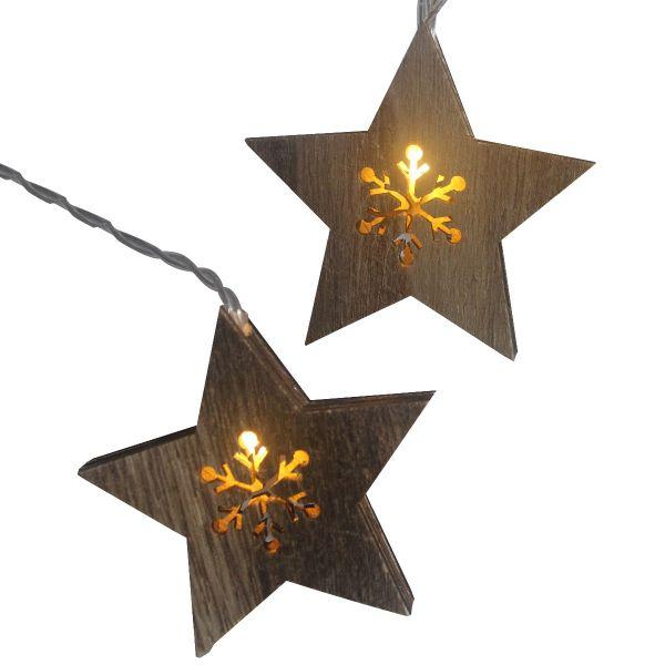 Luminária Led Estrela Kobe