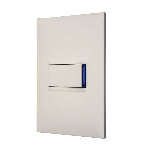 Conjunto Interruptor 4x2 Simples 10A PPLUS+  Branco Pial