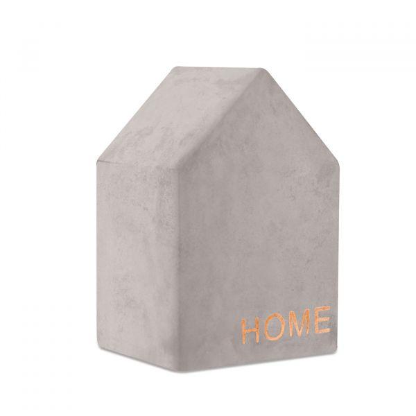 Peça Decorativa Casa Cimento 09462 Cimento Mart Presentes
