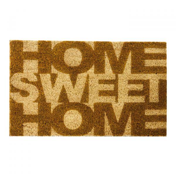 Capacho de Relevo Home Sweet Home CP102 Cru Mimo