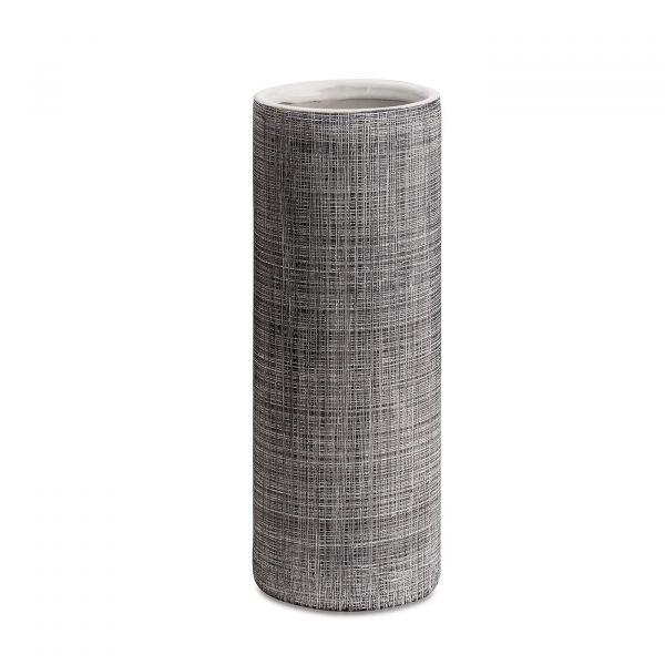 Vaso Cerâmica 10016 10x28cm Mart Presentes