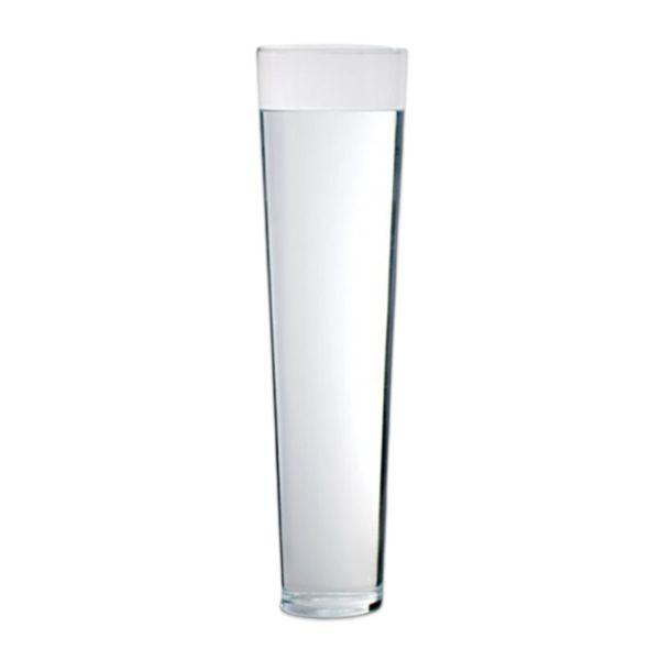 Vaso 415/75tr 20x75cm  Transparente Luvidarte