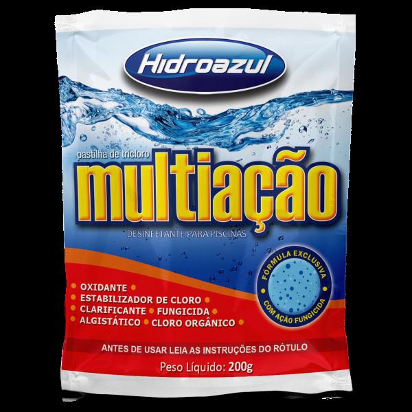 PASTILHA MULTIACAO 200G 015440001