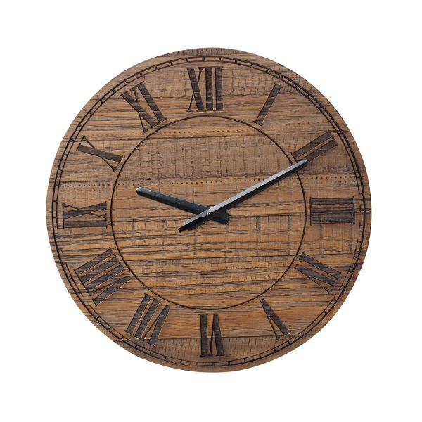 Relógio Romano 763335 Rustic Brown  Renar