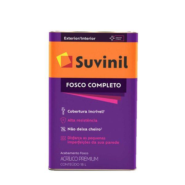 Tinta Acrílico Fosco Premium 18 litros Branco Gelo  Suvinil