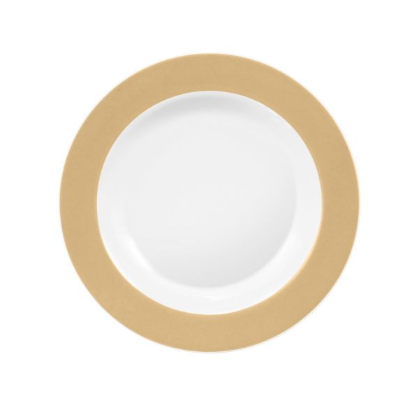 Prato Sobremesa Cappuccino 19cm  Cappuccino Schimidt