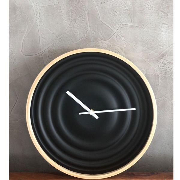 Relógio Parede Easy Rd5669 Preto Ezlife