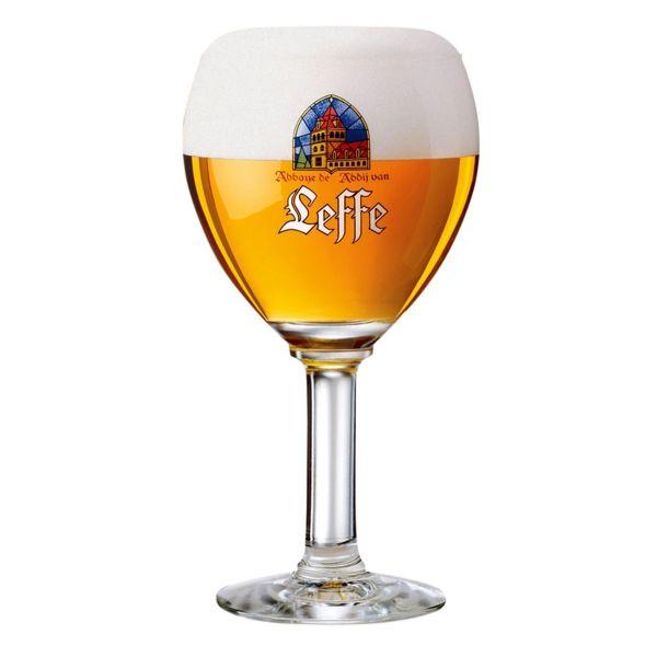 Taça de Cerveja Leffe 330ml Transparente GlobimPort