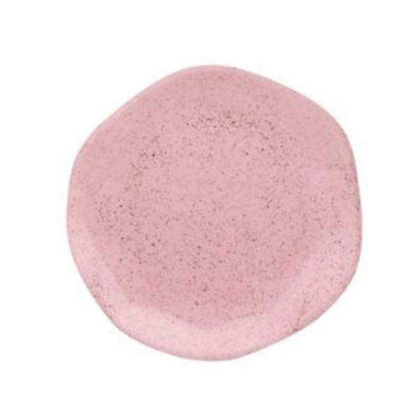 Prato Sobremesa Pink Sand Ra03-9508  Rosa Oxford