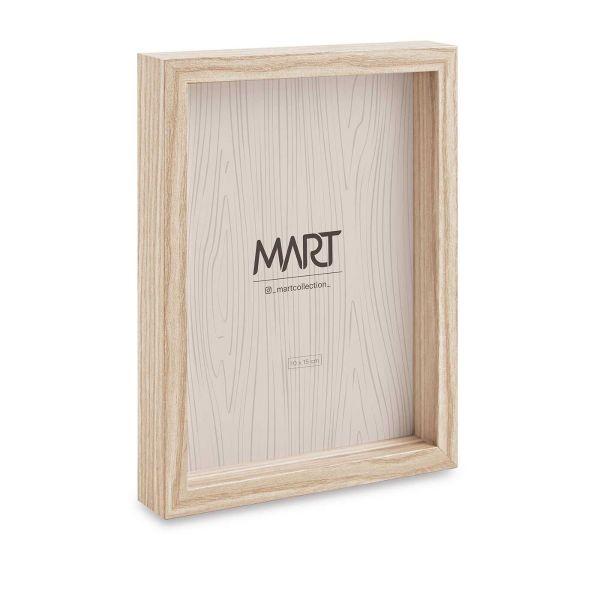 Porta Retrato Mdf 11250 10x15cm  Madeira Mart Presentes