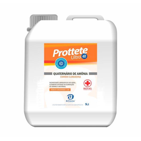 Desinfetante Prottete Ultra 4d 5L Amonia Bellinzoni