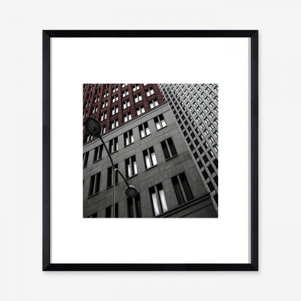 Quadro Building Collect FT110542K-1001P 43x48cm  Artimage