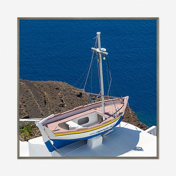 Quadro Santorini AV219B-5151-109 51x51cm  Artimage