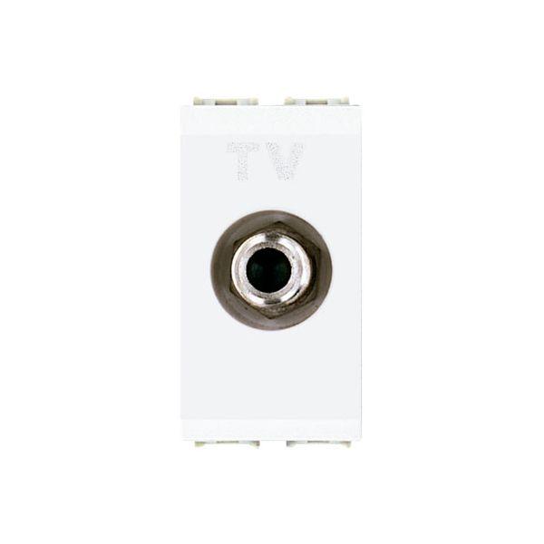 Tomada Antena Coaxial M2151 Thesi Bticino