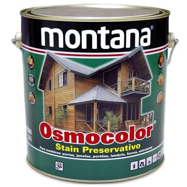 Verniz Osmocolor Mogno 3,6 litros Montana