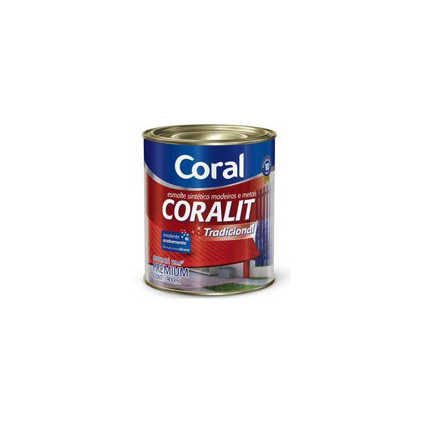 Coralit Fosco 0,9l Coral Branco