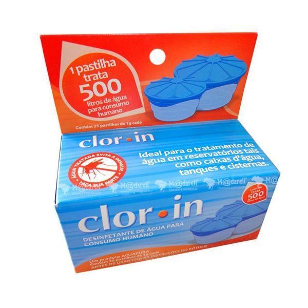 Clorin 500 Pastilhas Acuapura