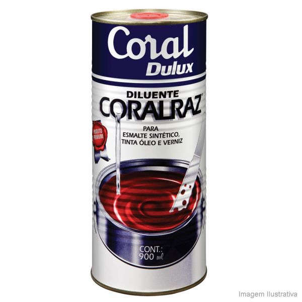 Coralraz 0,9 litros Coral