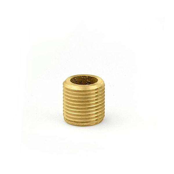 Niple Liso 1/2 Curto Ramo 2cm