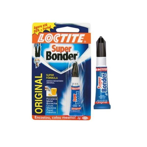 Super Bonder Original 3g  Loctite Henkel