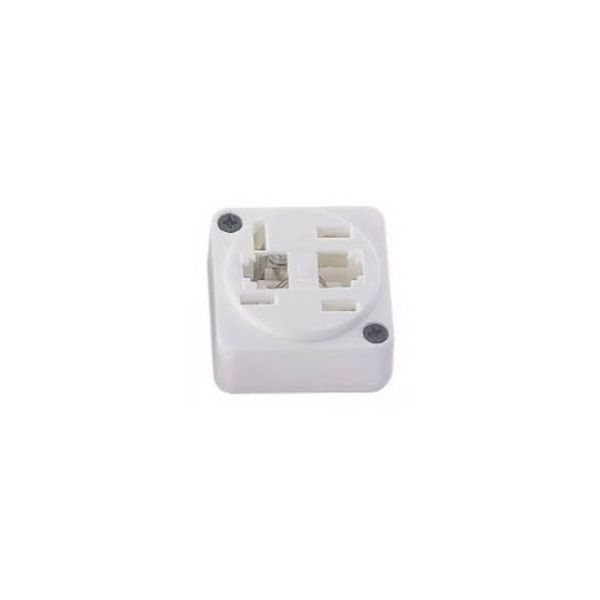 Adaptador Padrao C/2jack S 005490 Interneed  Branco