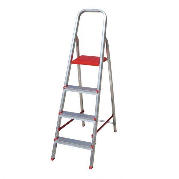 Escada Alumínio 4 Degraus Botafogo