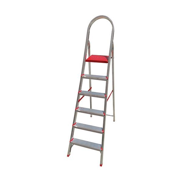 Escada Alumínio 6 Degraus Botafogo