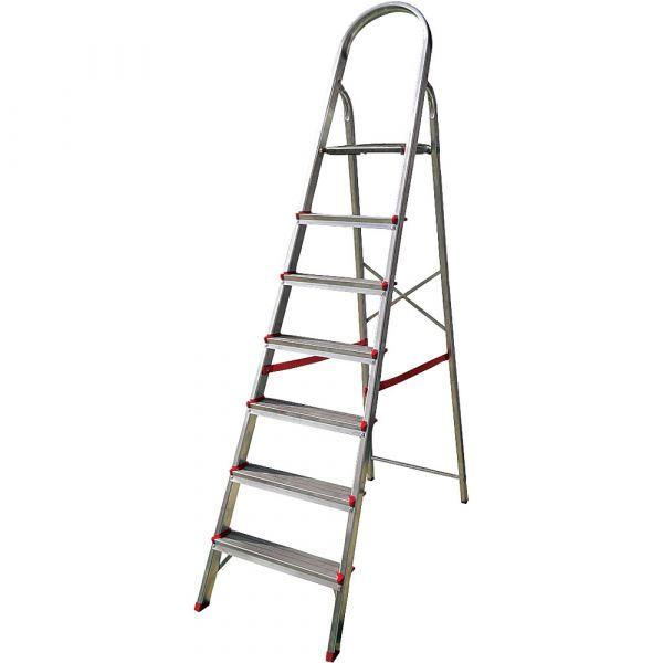 Escada Alumínio 7 Degraus Botafogo