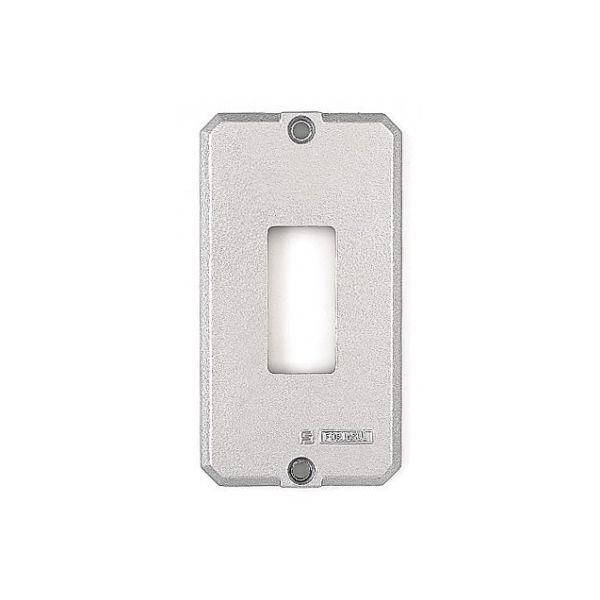 Placa 4x2 1 Interruptor 56115/002 Tramontina