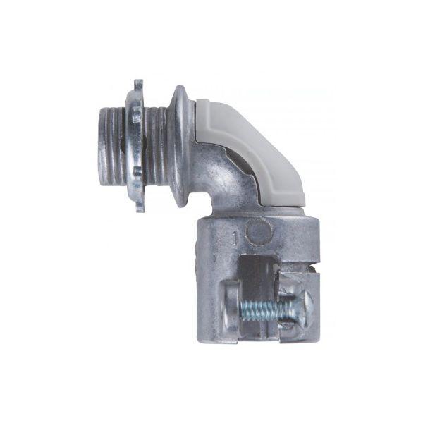 Conector Curvo Com Rosca 2p 56128/006