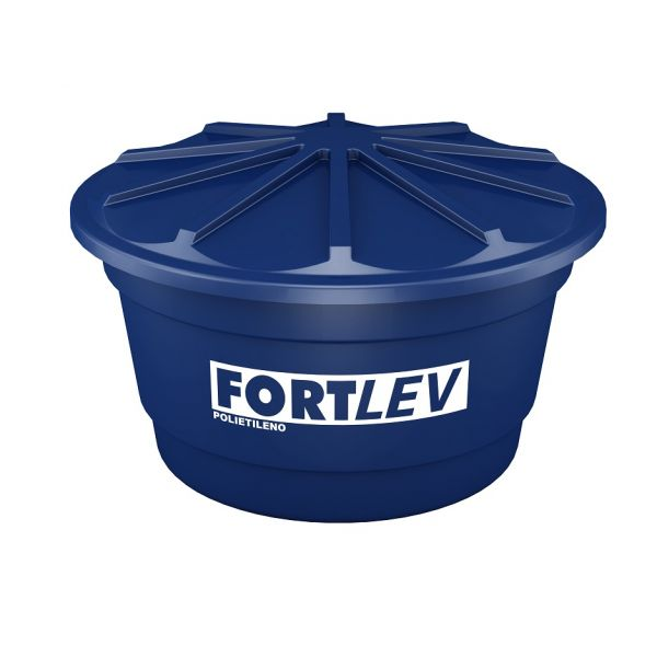Caixa D'água Polietileno  500 Litros Fortlev