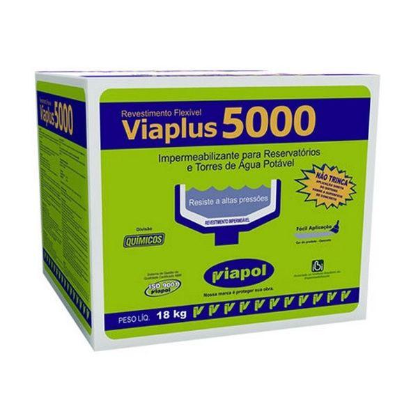 Viaplus 5000 Viapol 18kg