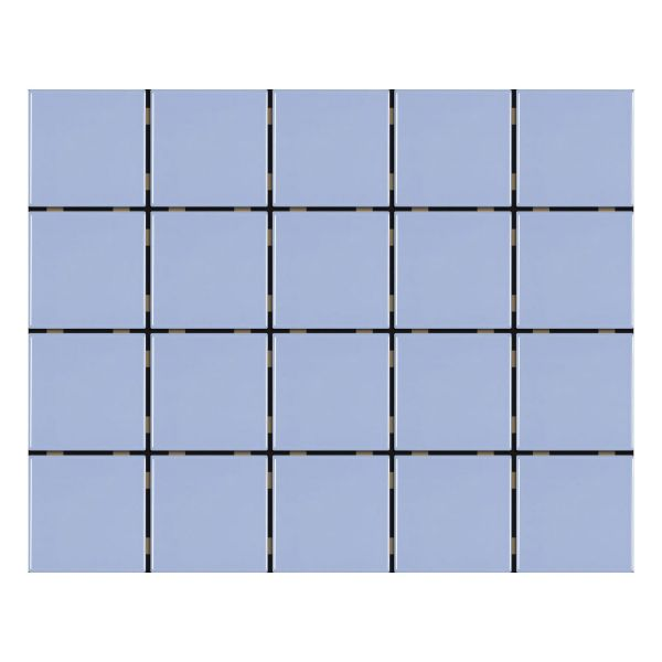 Azulejo 7.5x7.5 Laguna Mesh Eliane