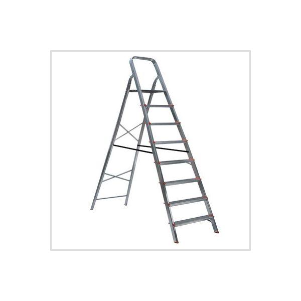 Escada Alumínio 8 Degraus Botafogo