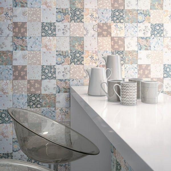 Azulejo 30X90.2 INS Artwork Multicolo Incepa