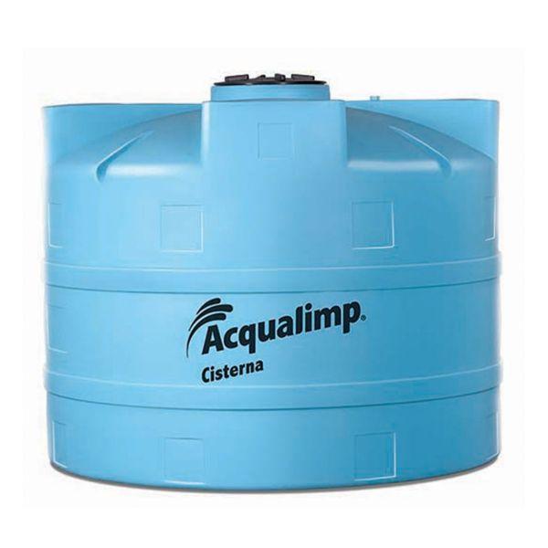 Cisterna Sem Equipamento  2.800 Litros  Acqualimp