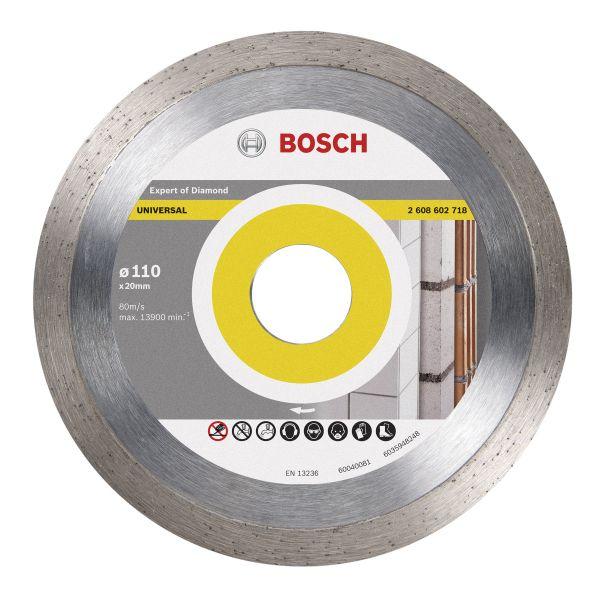 Disco Diamantado Mármore Continuo Universal Bosch