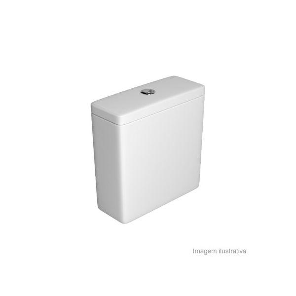 Caixa Para  Bacia 21F Duo Quadra/Piano/Polo/Unic  Branca Deca